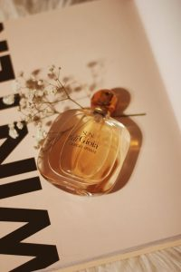 Njut av en god parfym