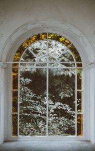 Fönsterna är husets ögon
